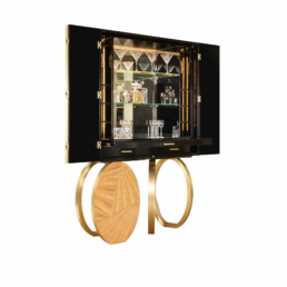 Mirage Bar Cabinet