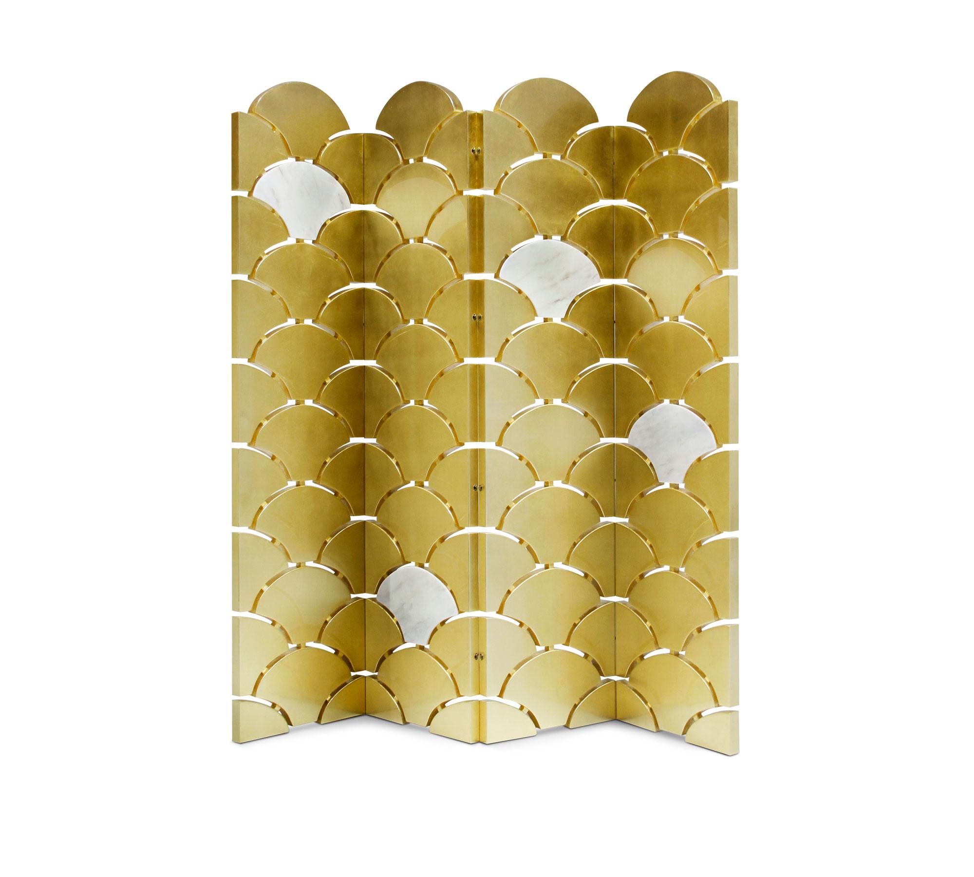 Ostentation Folding Screen