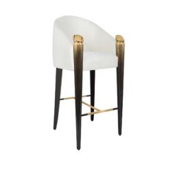 Blossom Gradient Bar Chair