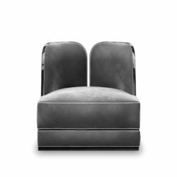 Colette Armchair front