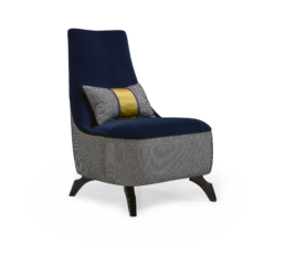 Flame II Low Chair
