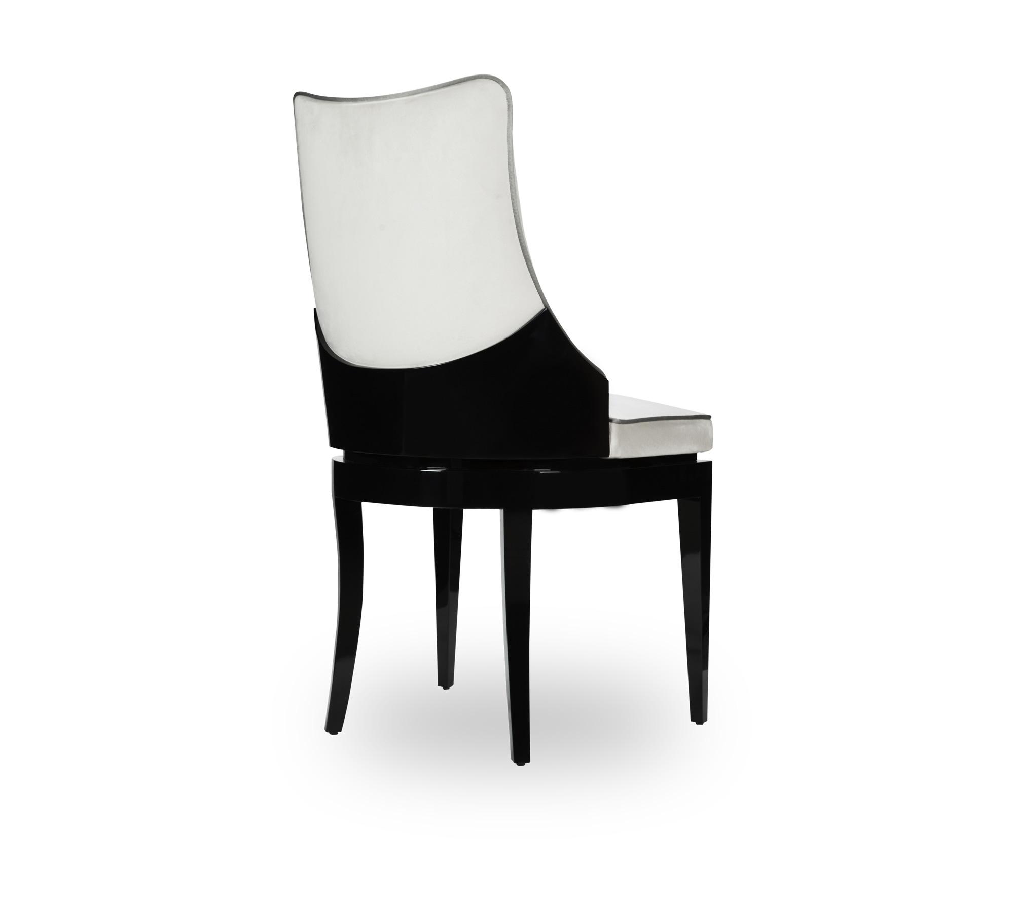 Noir II Dining Chair