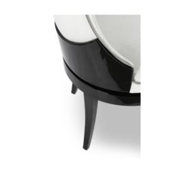 Noir II Dining Chair Detail