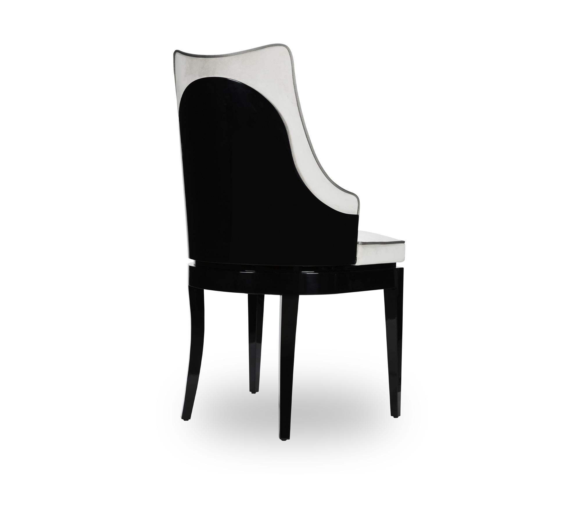 Noir I Dining Chair