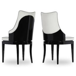 Noir I Dining Chair Set