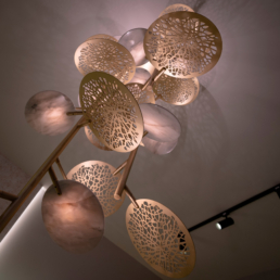 ODYSSEY Ceiling Lamp Detail