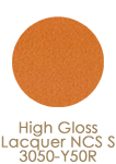 High Gloss Lacquer