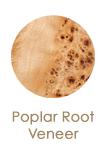 Poplar Root Veneer